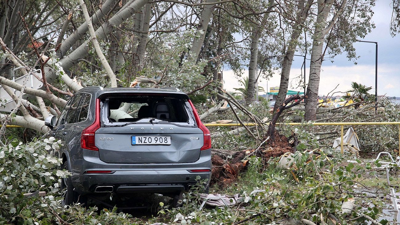 El temporal que azota Europa deja seis muertos y un centenar de heridos