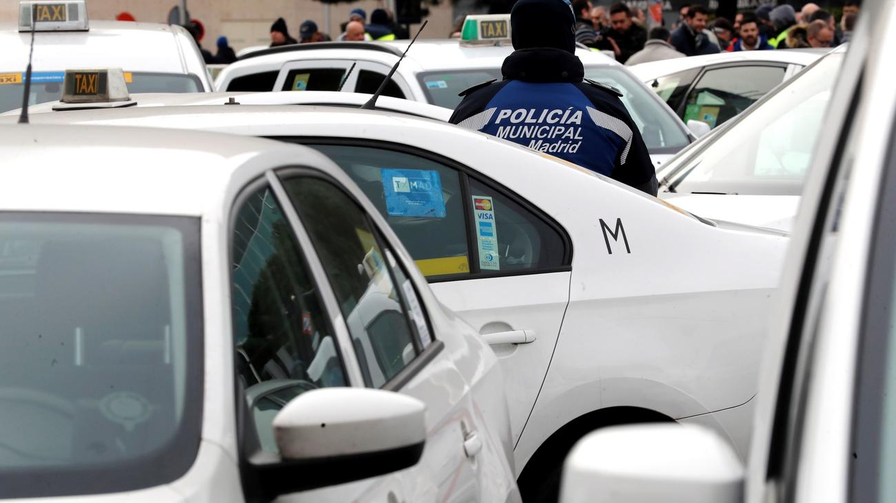 Los taxistas consideran una provocación la propuesta de Cabify