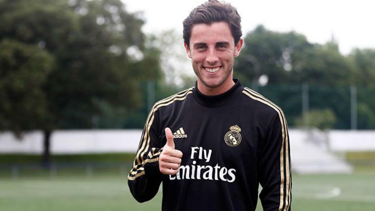 Odriozola se marcha cedido un año a la Fiorentina