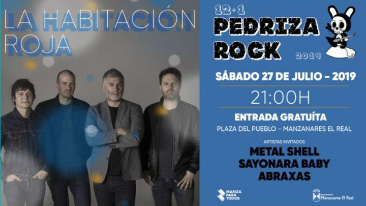 'Pedriza Rock', el festival más rockero de Manzanares El Real celebra su 13ª edición