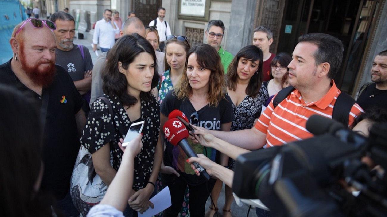 El TSJM investigará a Isa Serra por desórdenes públicos en un desahucio en 2014
