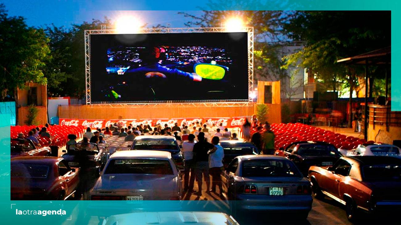 El cine de verano de La Bombilla cumple 35 años en plena forma
