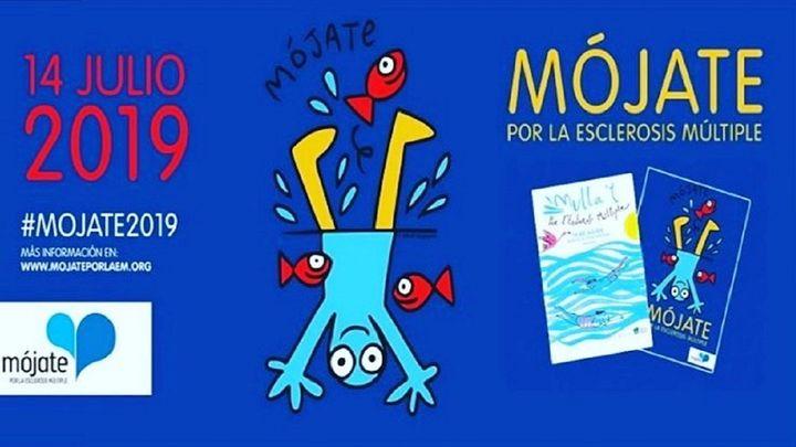 """Los madrileños podrán """"mojarse"""" por la esclerosis múltiple en 29 piscinas"""