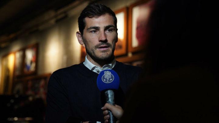 "Iker Casillas vuelve al Real Madrid: ""Orgulloso de volver a casa"""