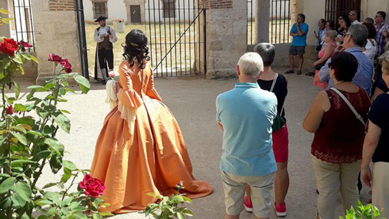 Visitas teatralizadas de Nuevo Baztán (foto: Achtung! Revista)