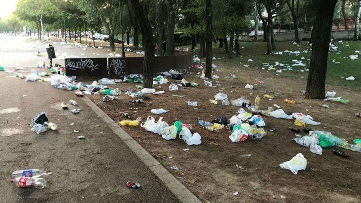 La Comunidad de Madrid pide impedir los botellones desde los ayuntamientos y la Delegación del Gobierno