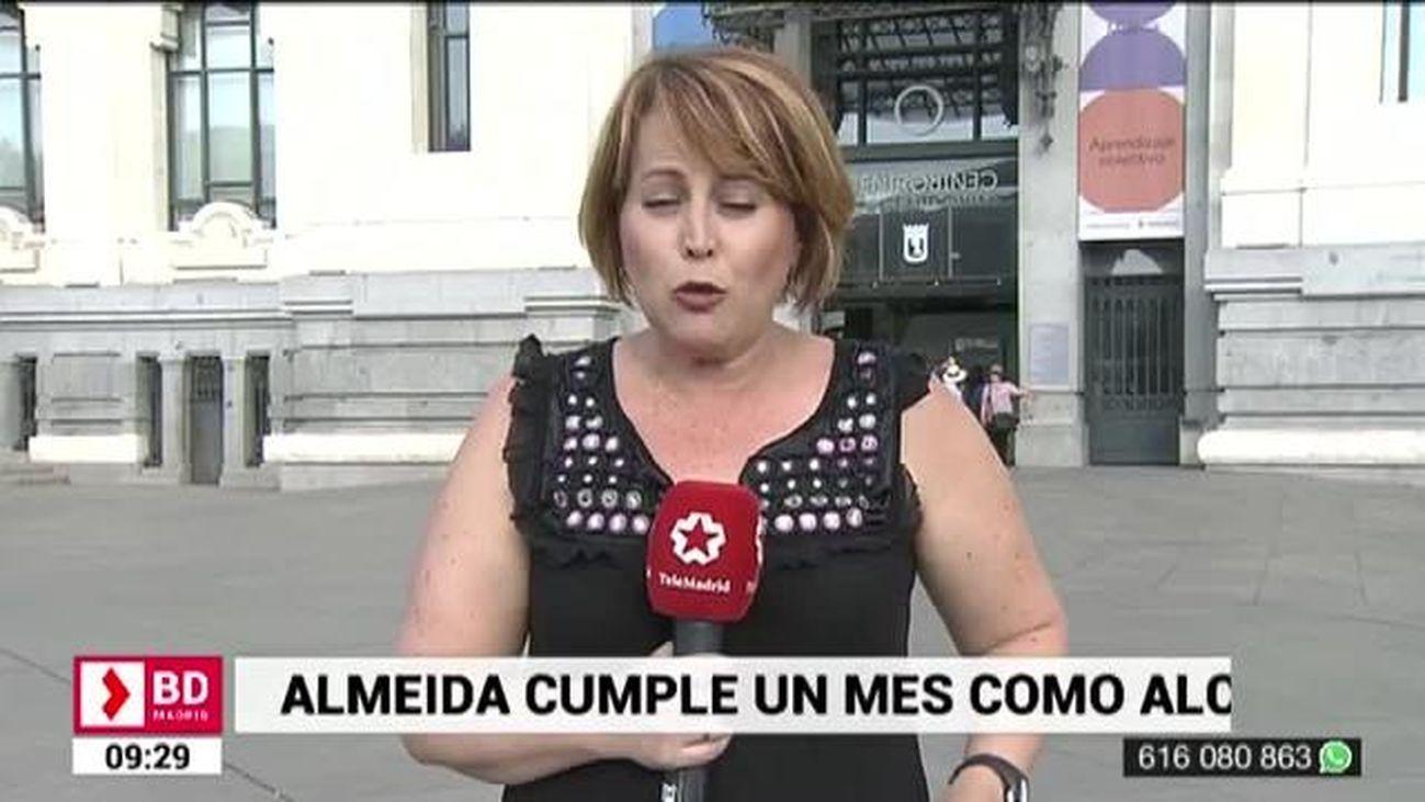 Buenos Días Madrid (08:30-10:30) 15.07.2019