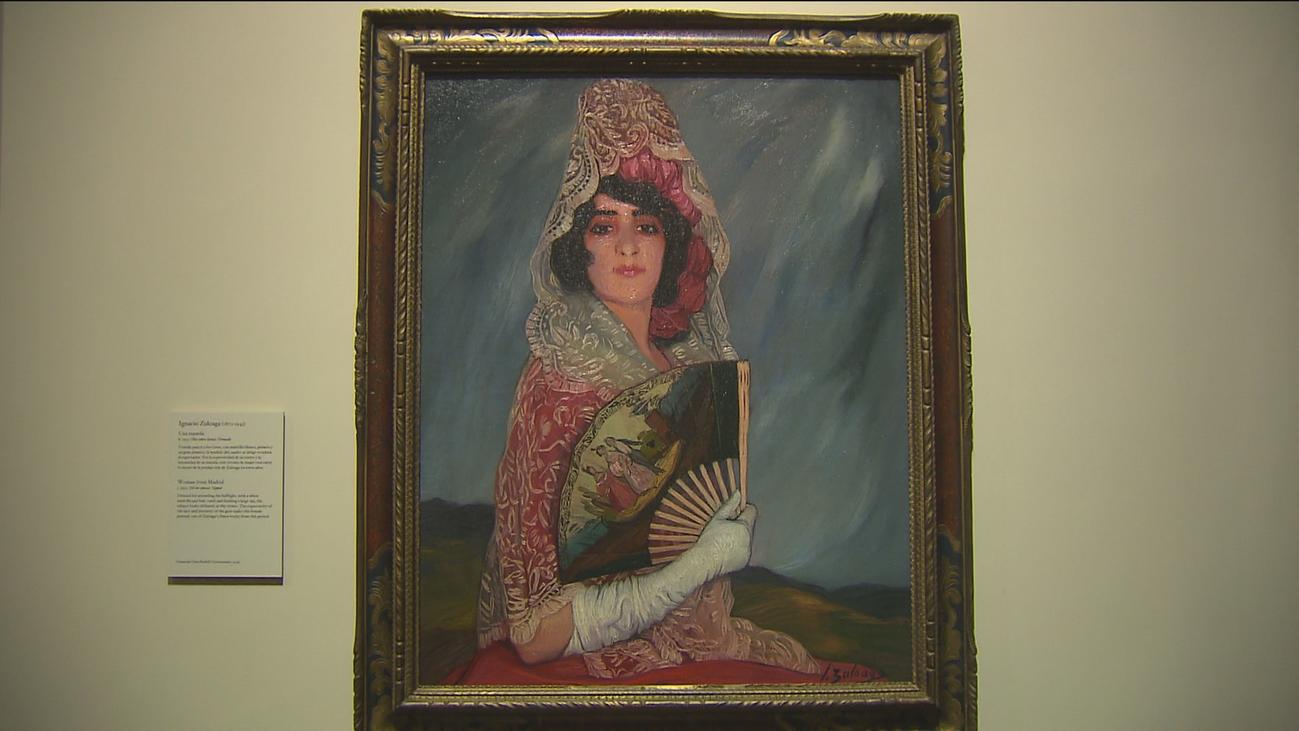 El Prado amplía su obra con Zuloaga y Chicharro por la donación deGerstenmaier