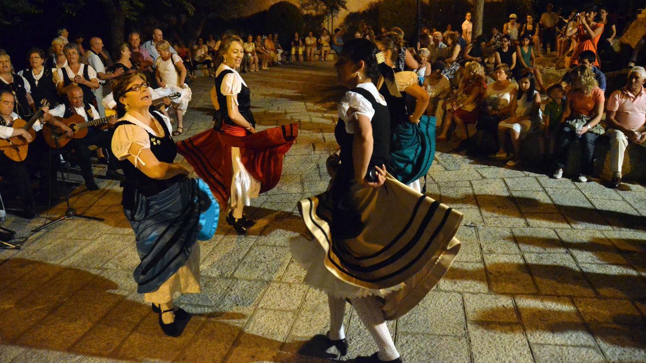 Fiestas del barrio de La Magdalena de Colmenar Viejo