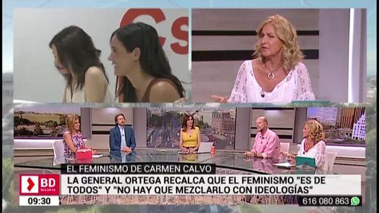 Buenos Días Madrid (08:30-10:30) 16.07.2019