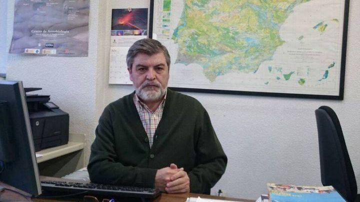 """Jesús Martínez Frías: """"El próximo paso será Marte"""""""