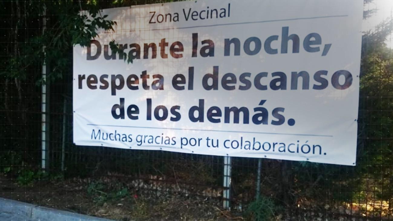 Vecinos de Rivas denuncian botellones y carreras ilegales en un parking