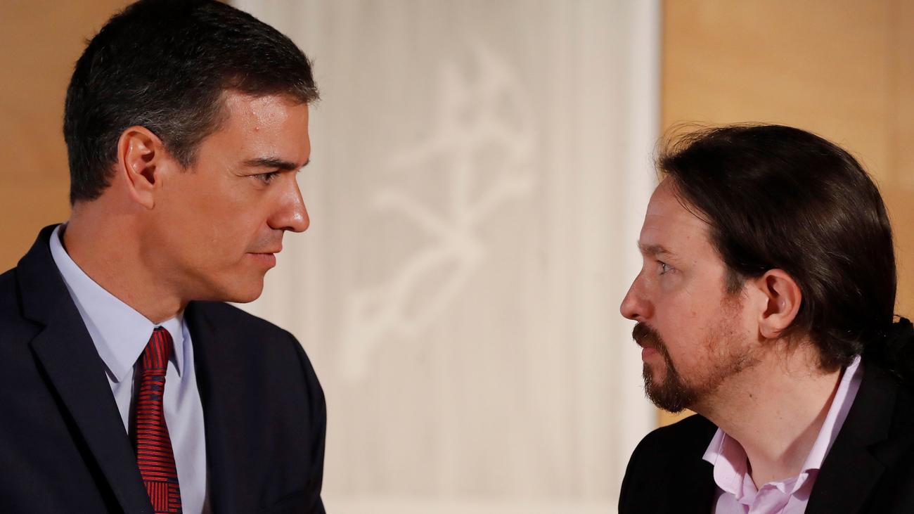 Iglesias no tira la toalla y ofrece a Sánchez retomar la negociación