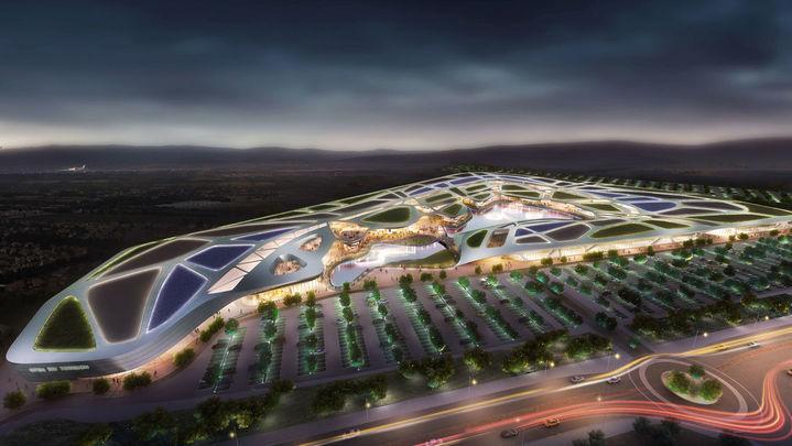 Así será Open Sky Torrejón, el mayor centro de ocio de la Comunidad de Madrid