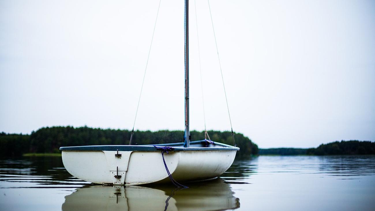 En barco por el Pantano de San Juan