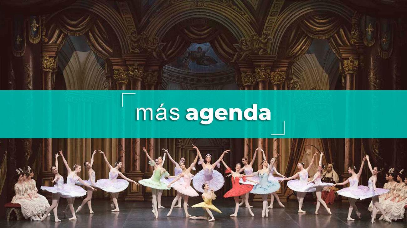 La agenda alternativa: un plan clandestino, el ballet de La Bella Durmiente y música en directo con Antonio Lizara