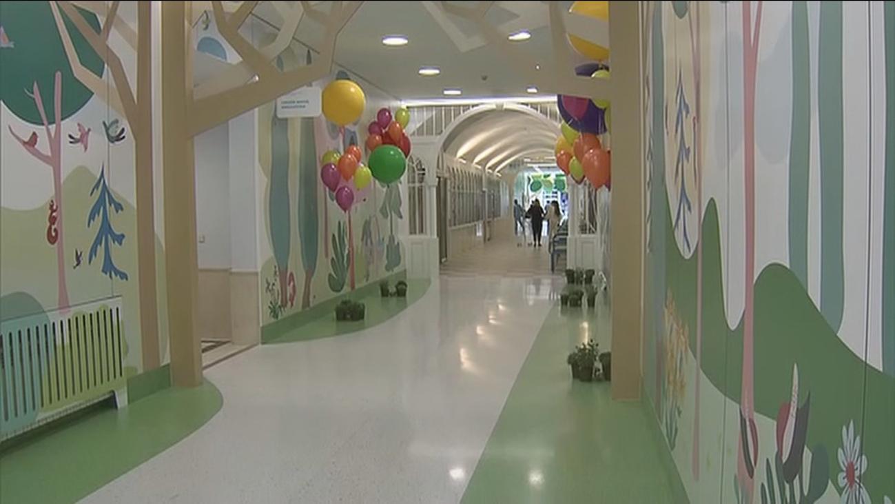 El Hospital Niño Jesús se convierte en el Parque mágico del Retiro