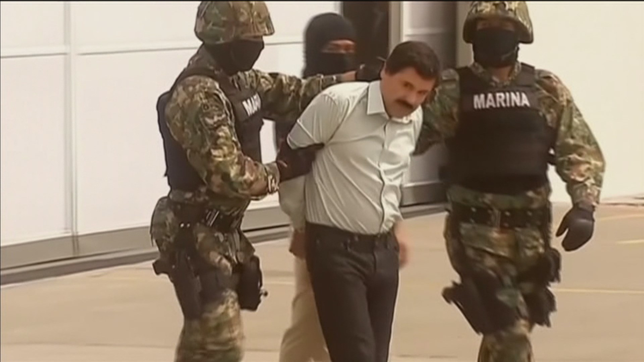 El Chapo, condenado en Nueva York a cadena perpetua por narcotráfico