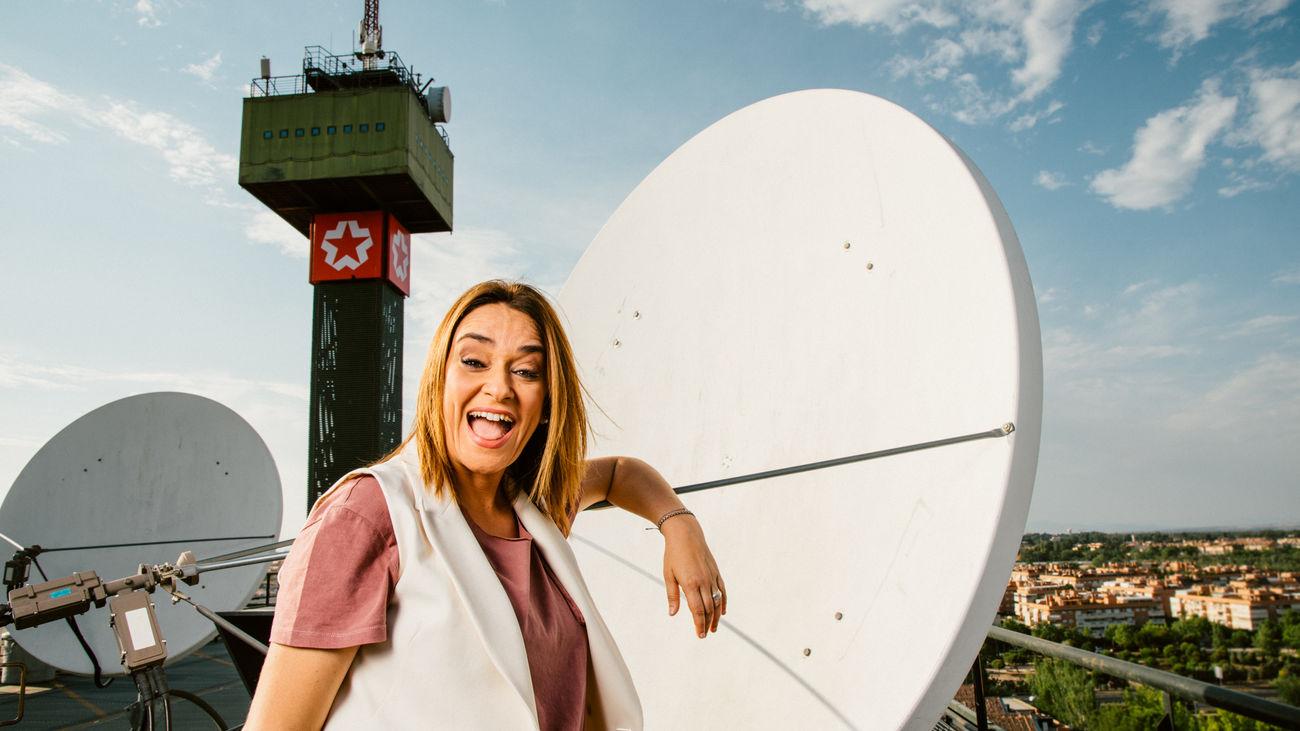 Toñi Moreno presentará 'Aquellos maravillosos años' en Telemadrid