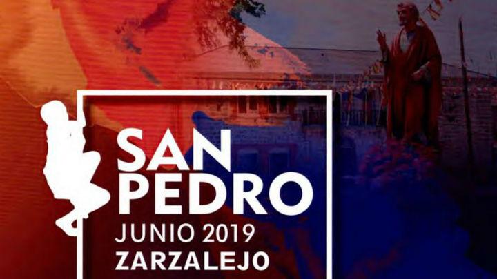 Zarzalejo celebra las fiestas de San Pedro