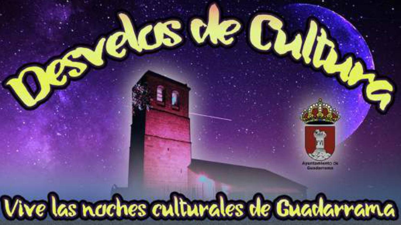 Programa cultural en Guadarrama