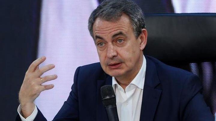 Rechazada la querella de Vox contra Zapatero