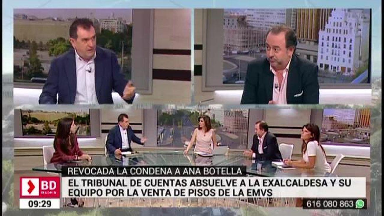 Buenos Días Madrid (08:30-10:30) 18.07.2019