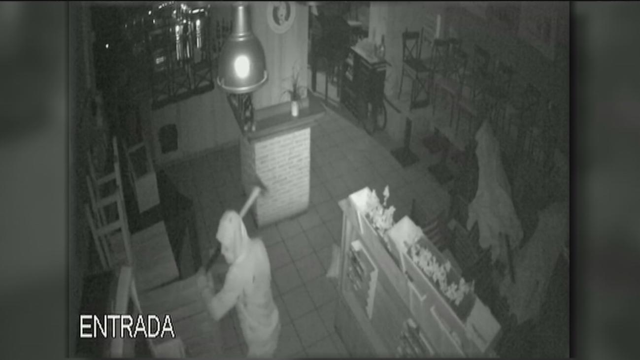 Oleada de robos en Carabanchel