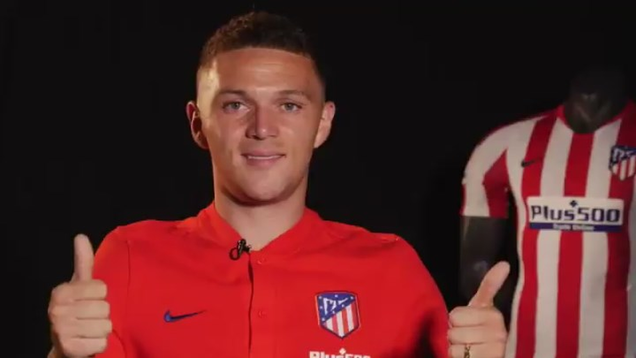 Trippier, nuevo jugador del Atlético de Madrid
