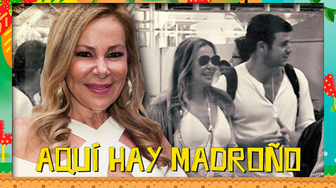 Ana Obregón confiesa que sufrió cáncer de pequeña