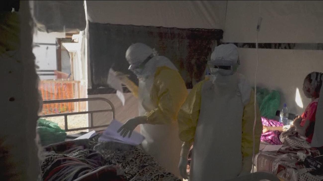 La OMS declara emergencia internacional por el brote de ébola en Congo