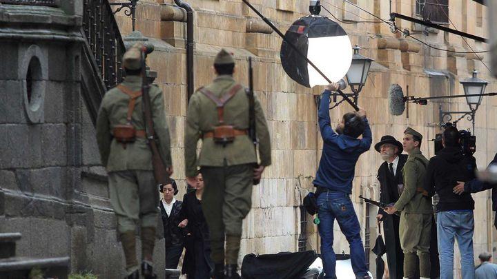 Amenábar competirá por la Concha de Oro con una película sobre Unamuno