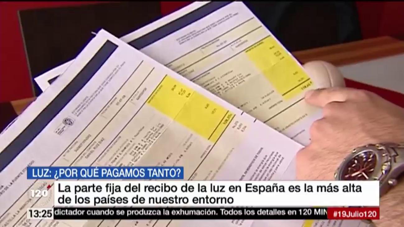 ¿Por qué en España pagamos más en nuestra factura de la luz?