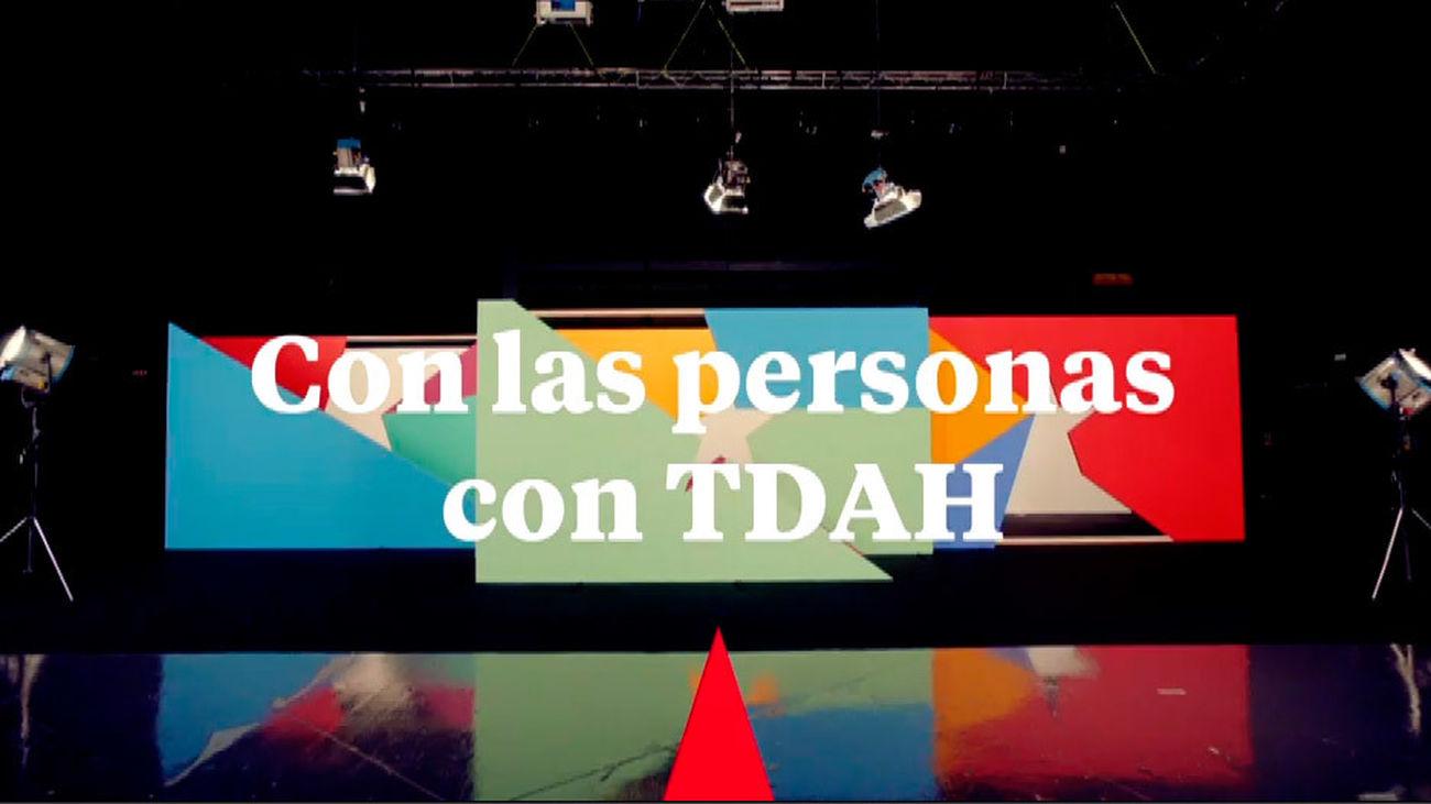 Telemadrid en julio con las personas con TDAH