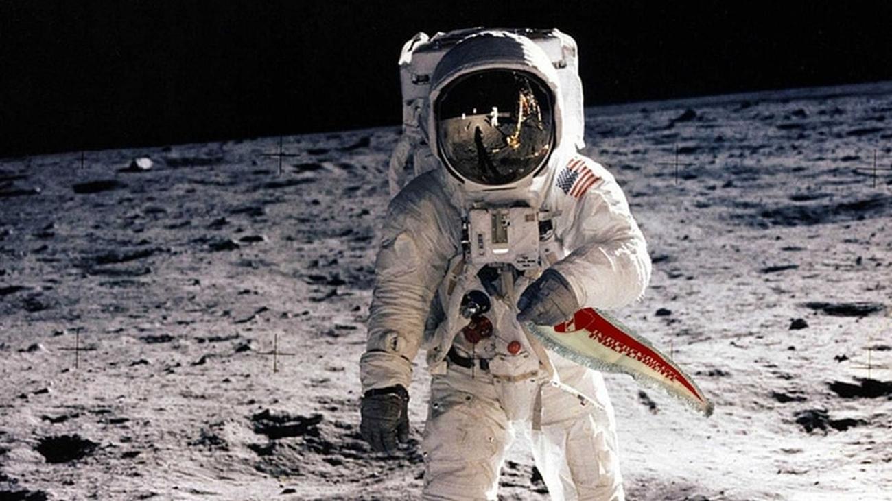 Pedro Duque recuerda la llegada del hombre a la luna