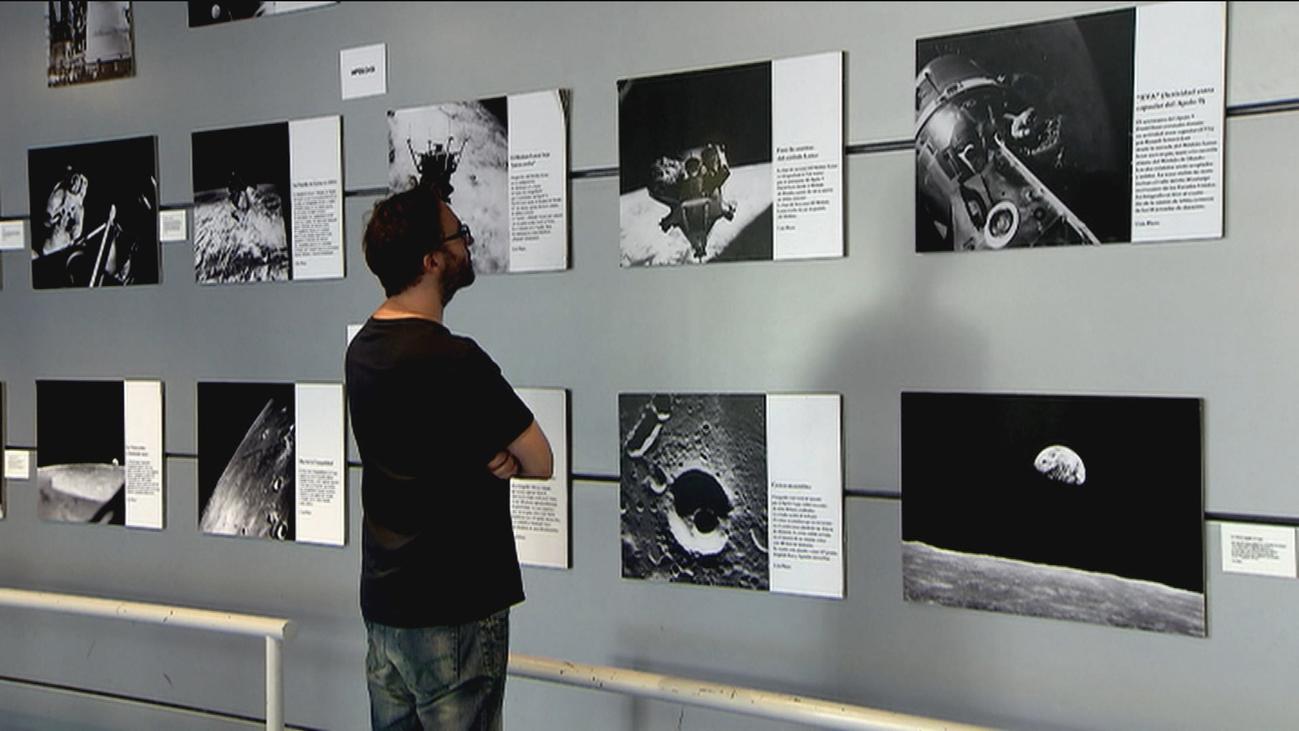 La llegada a la luna a través de 61 fotografías míticas