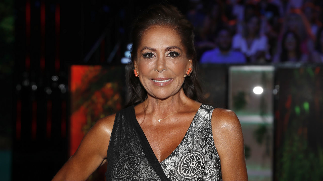 Isabel Pantoja vuelve a Cantora