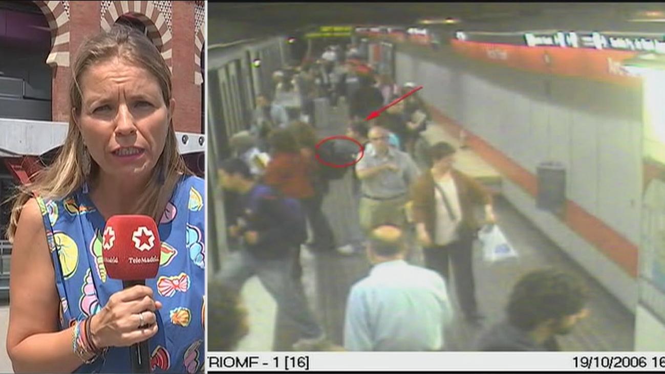Se disparan los robos en el metro de Barcelona