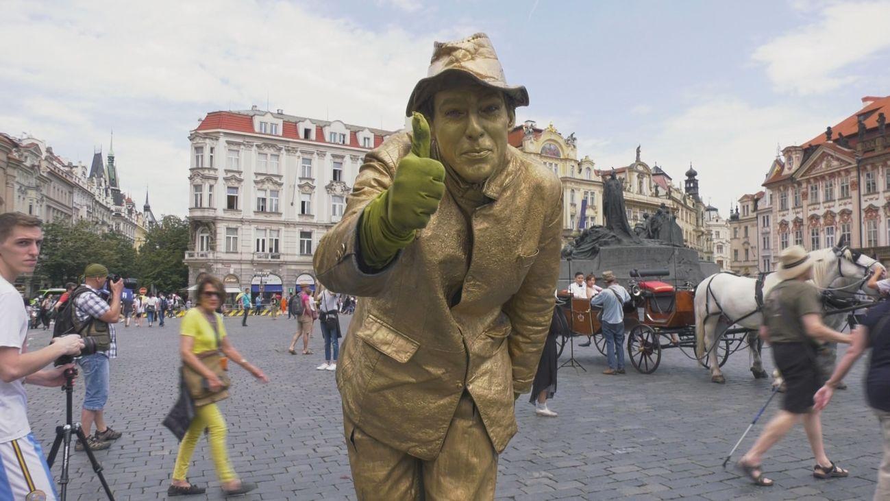 Madrileños por el Mundo nos descubre este martes Praga