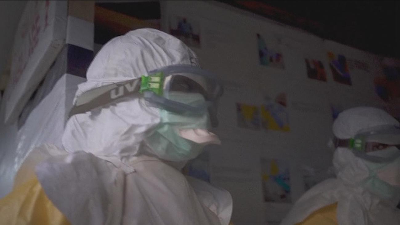 Médicos madrileños viajan al Congo para combatir la epidemia de ébola
