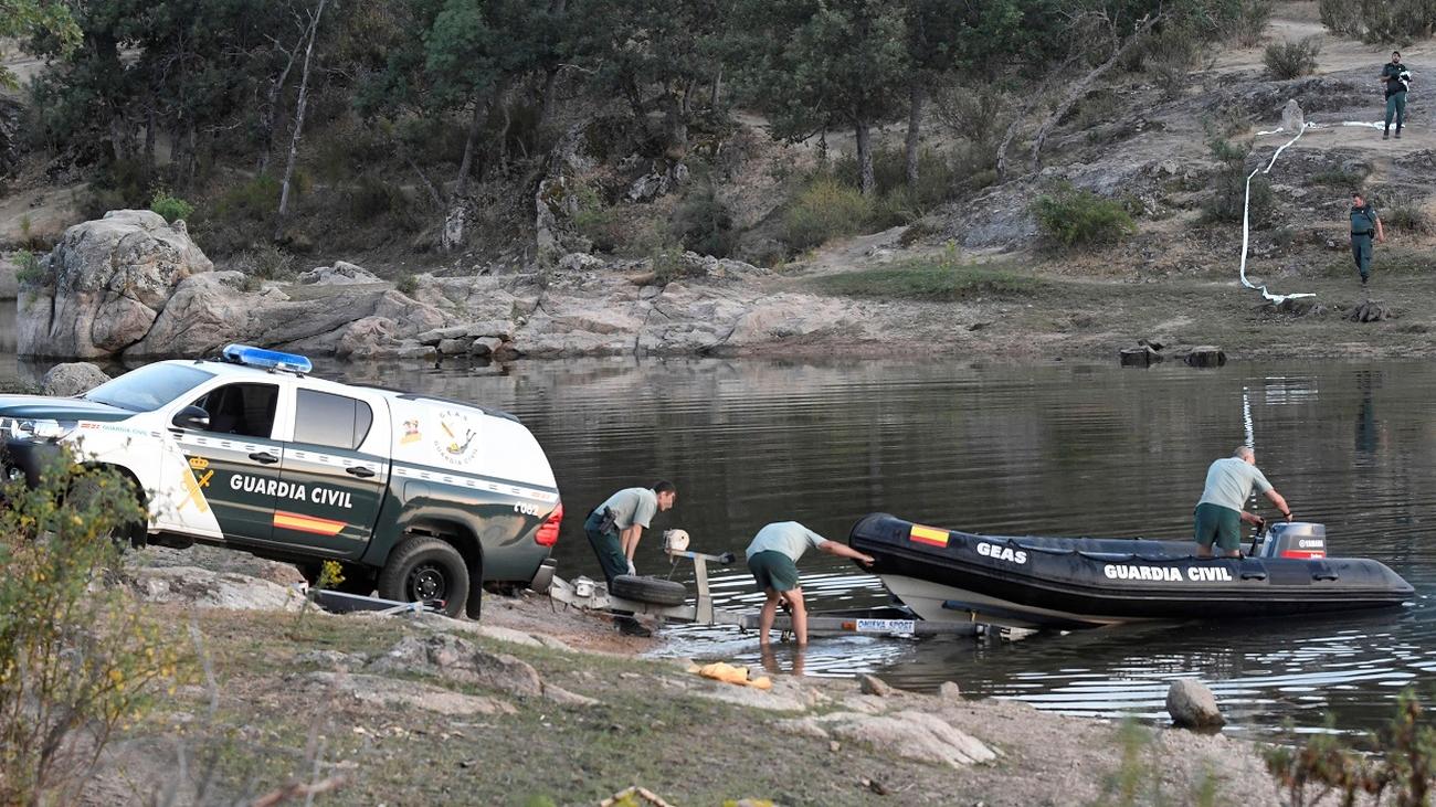 El menor madrileño de 15 años ahogado en Segovia se bañaba en una zona prohibida