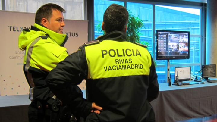 Rivas refuerza su Policía Local con cuatro nuevos agentes