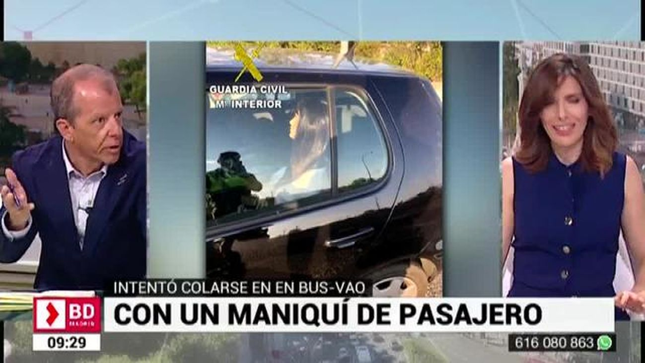 Buenos Días Madrid (8:30 - 10:30) 22.07.2019