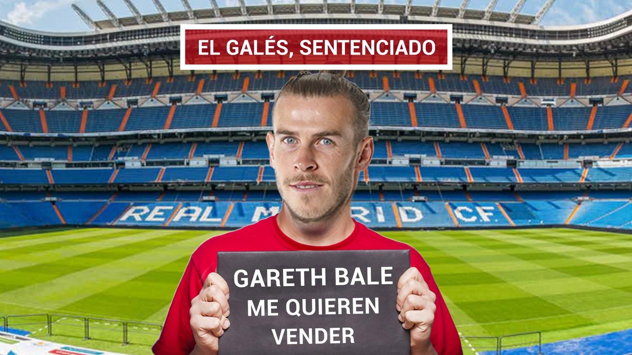 "Zidane: ""Si Bale se va mañana, mejor"""
