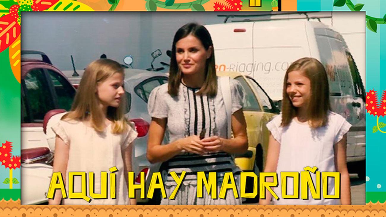 ¿Qué aficiones comparten la Reina Letizia y sus hijas?