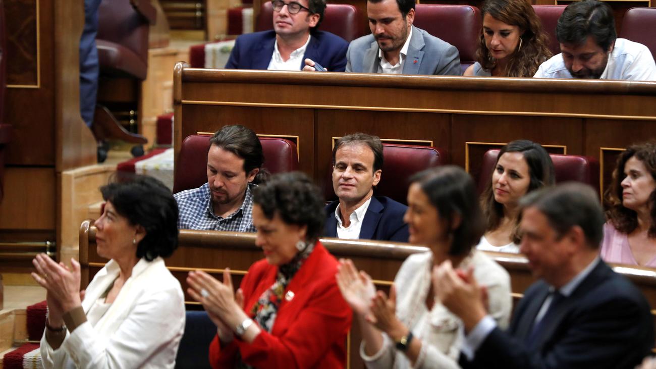 PSOE y Unidas Podemos siguen bloqueados para llegar a un acuerdo