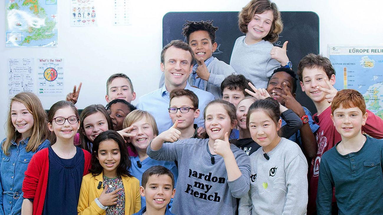 Telemadrid prepara la adaptación del exitoso formato 'Facing the classroom' con el programa 'Vuelta al cole'