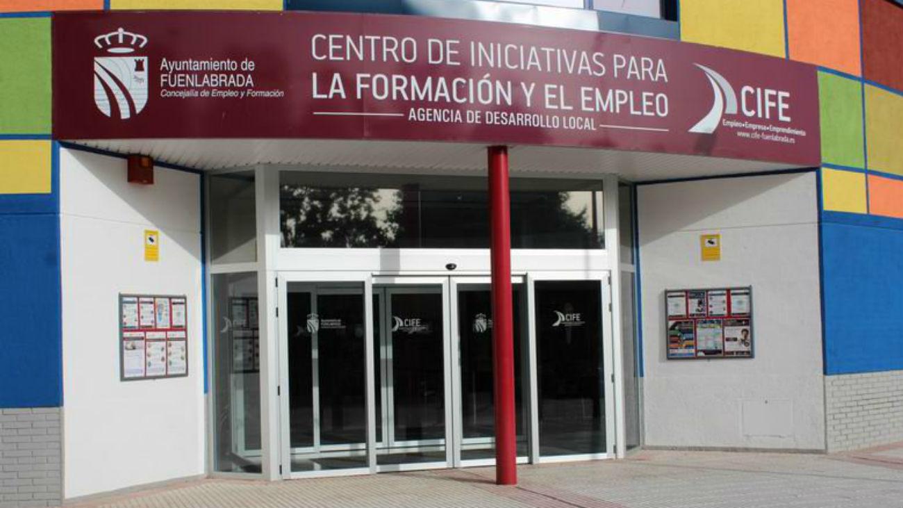 Cursos gratis para jóvenes desempleados en Fuenlabrada