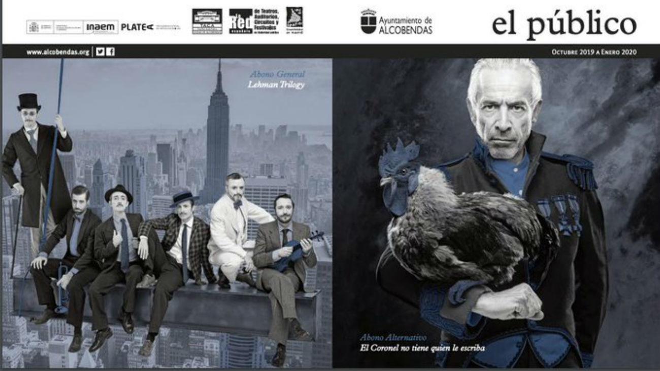 Programa teatral de Alcobendas