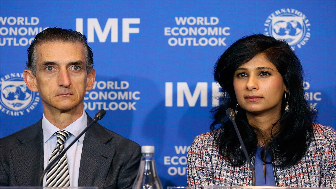 El FMI cree que España crecerá un 2,3 % en 2019, un punto más que la eurozona
